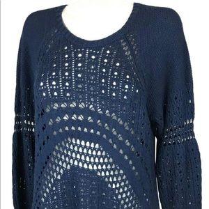 Navy Blue BCBG MaxAzria Sweater